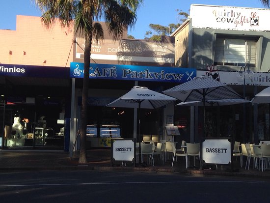 Cafe Parkview Kiama - Tourism Caloundra