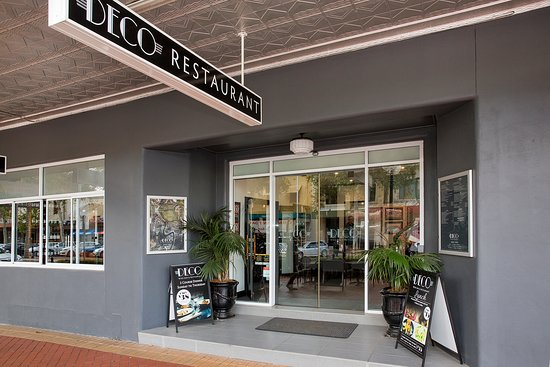 Deco Wine Bar  Restaurant - Tourism Caloundra