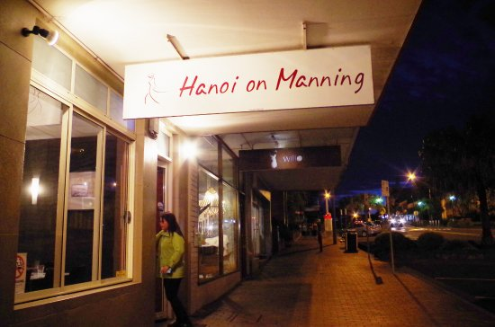 Hanoi on Manning - Tourism Caloundra