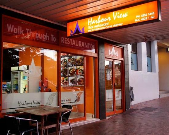Harbourview Thai Restaurant - Tourism Caloundra