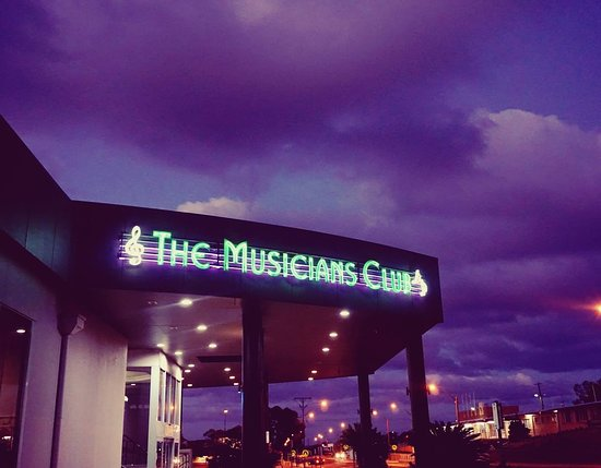 Broken Hill Musicians Club - Tourism Caloundra