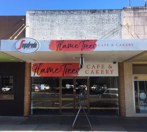 Flame Trees Cafe  Cakery - Tourism Caloundra