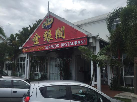 Treasure Court Seafood Restaurant - Tourism Caloundra