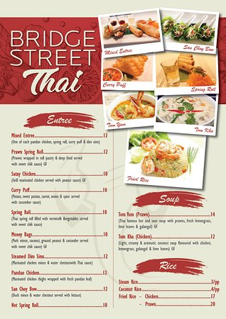 Bridge Street Thai - Tourism Caloundra