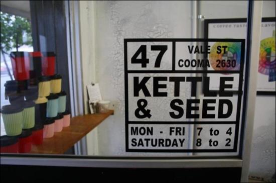 Kettle  Seed Cafe and Coffee Roaster - Tourism Caloundra