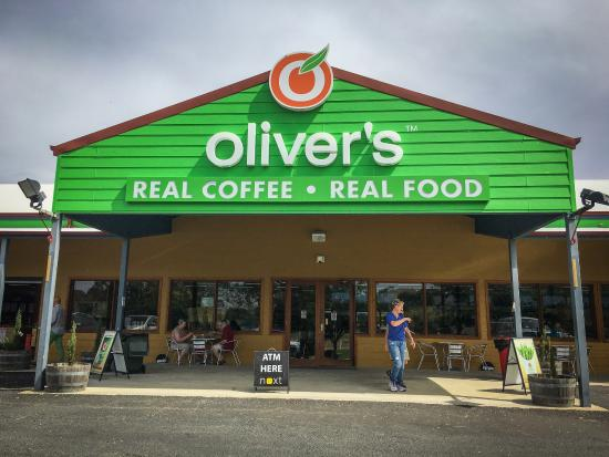 Oliver's Real Food - Tourism Caloundra