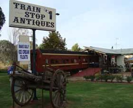 Train Stop Antiques - Tourism Caloundra