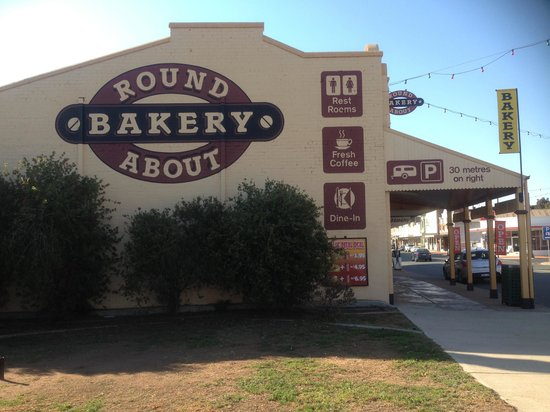Bakery Cafe West Wyalong - Tourism Caloundra