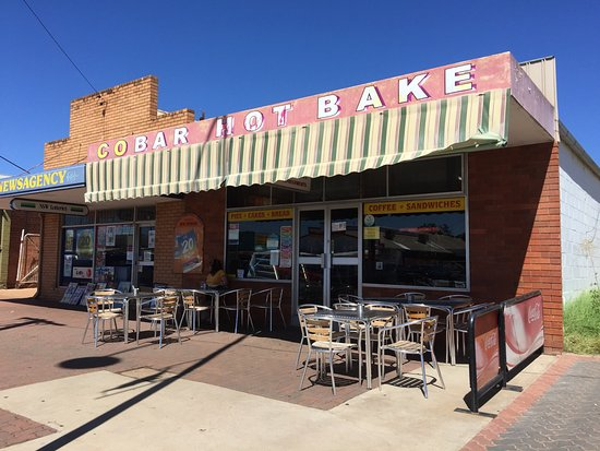 Cobar Hot Bake - Tourism Caloundra