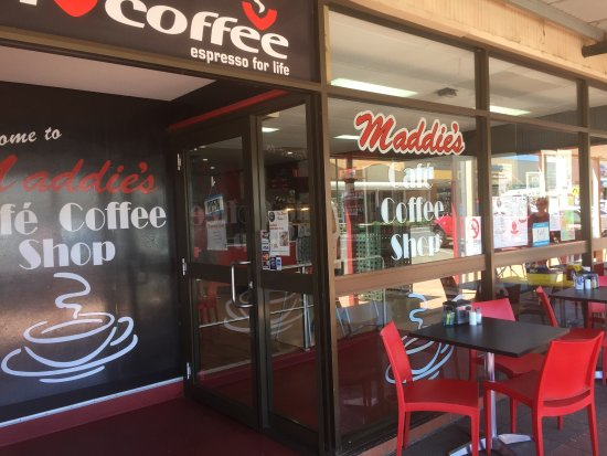 Maddie's Cafe Coffee Shop - Tourism Caloundra