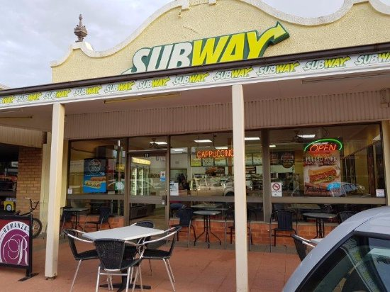 Subway - Tourism Caloundra