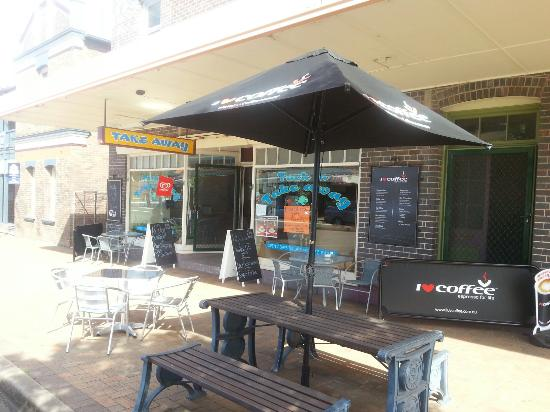Tuck in Takeaway - Tourism Caloundra