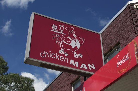 Chicken Man - Tourism Caloundra
