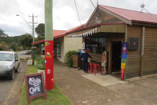 Ruby's Cafe - Tourism Caloundra