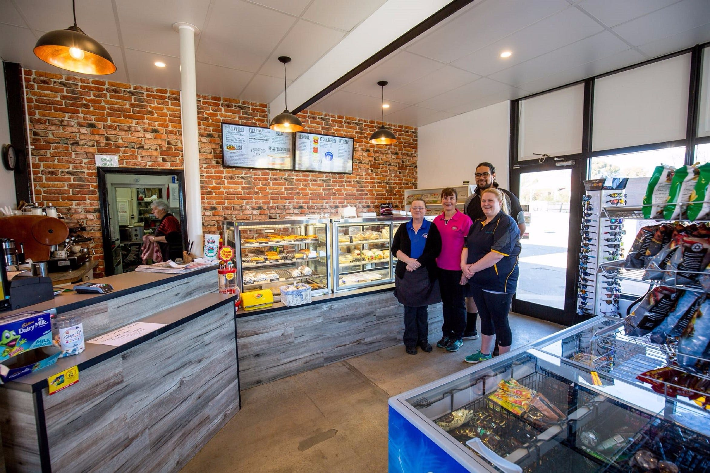 South West Cafe Grenfell - Tourism Caloundra