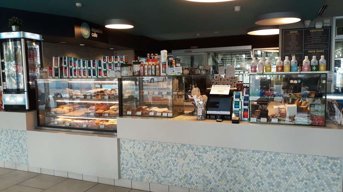 Aqualink Cafe - Tourism Caloundra