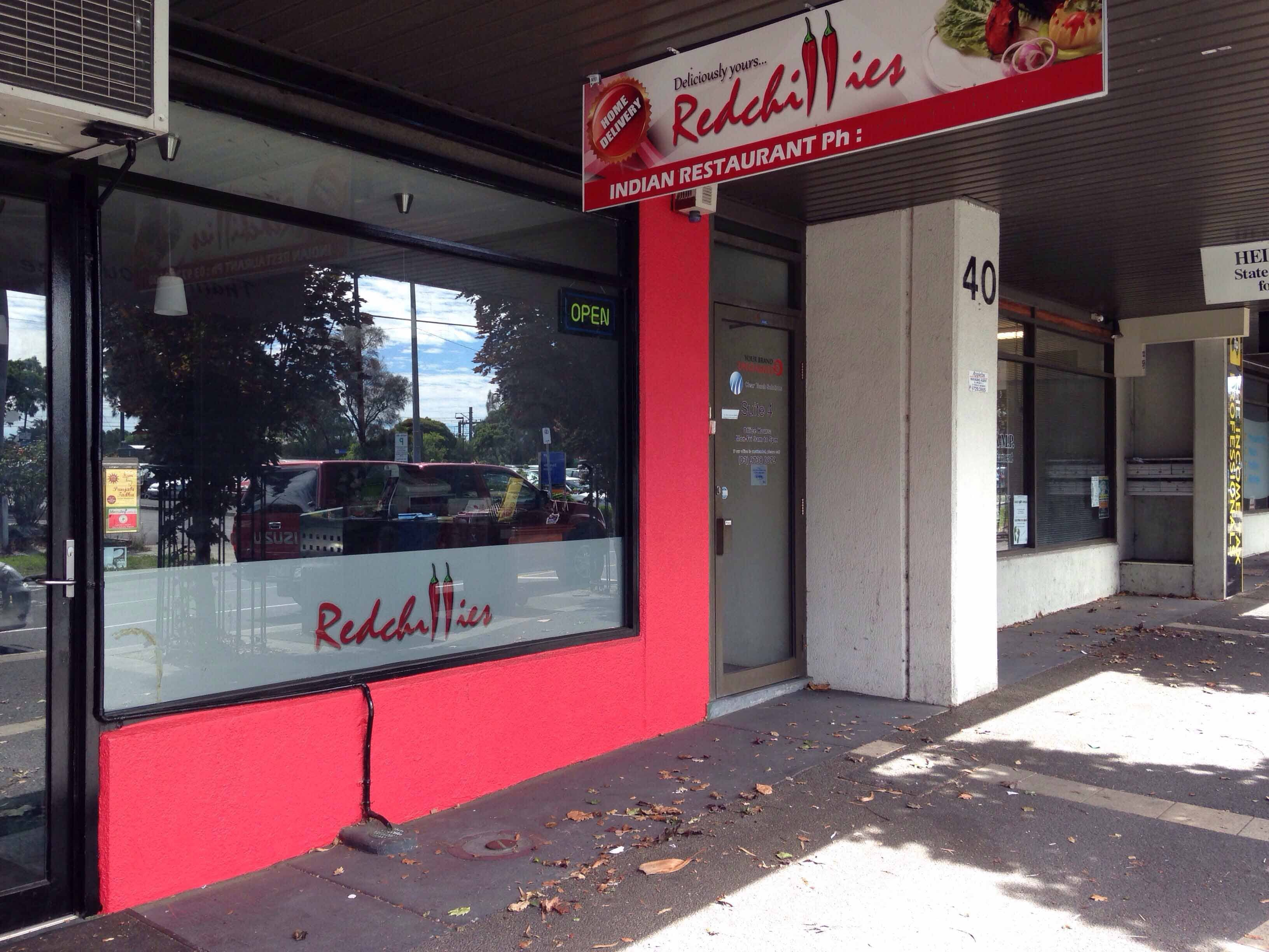 Red Chillies - Tourism Caloundra