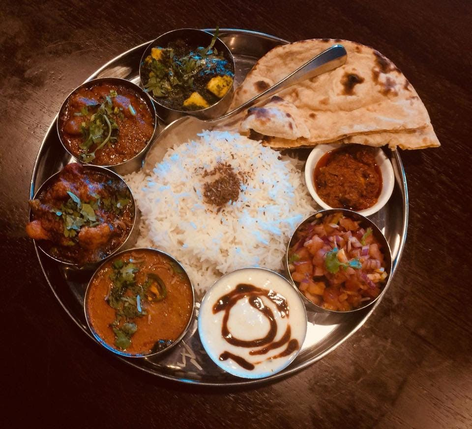 Kingfisher Indian Cafe - Tourism Caloundra