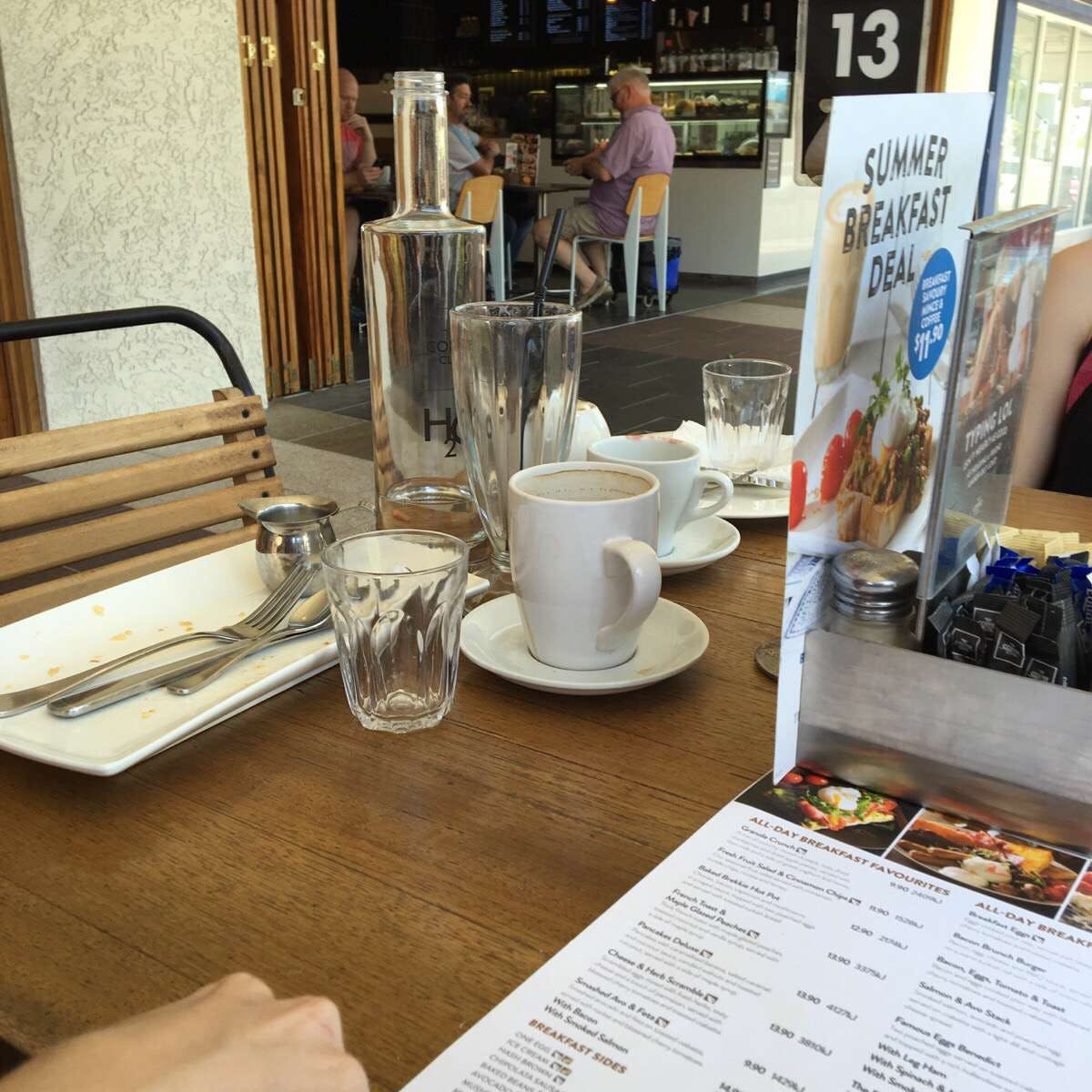 The Coffee Club - Grand Hotel - Gladstone - Tourism Caloundra