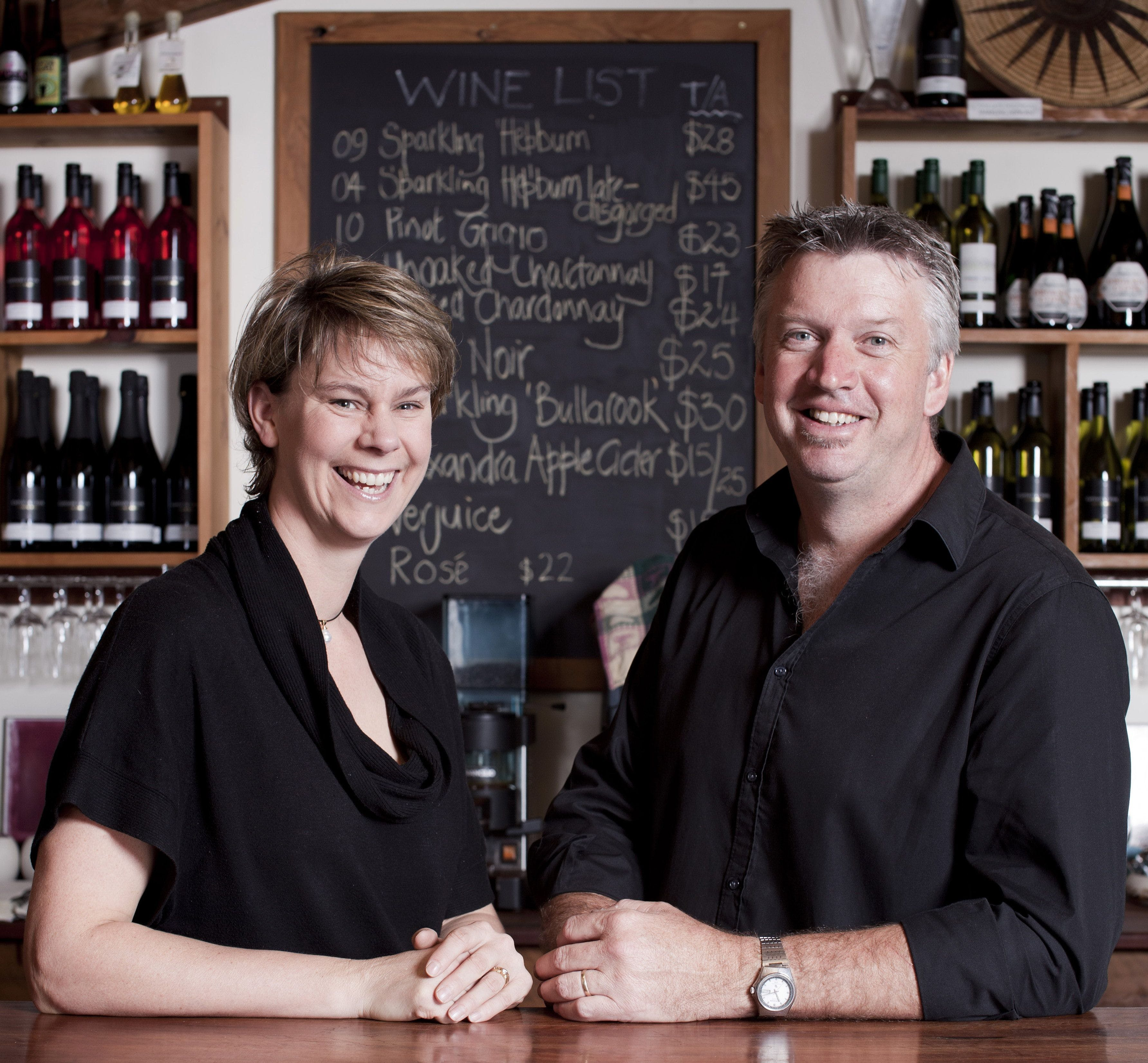 Captains Creek Organic Wines - Tourism Caloundra
