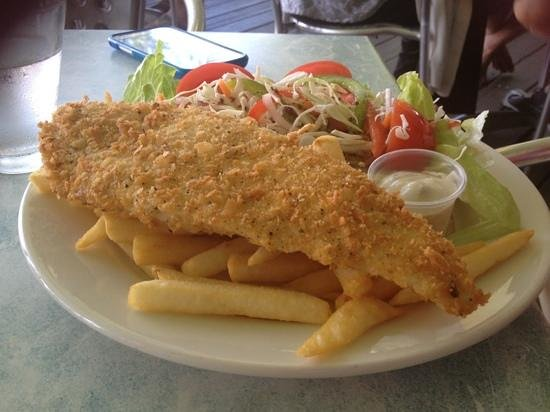 Flying Fish Point Cafe - Tourism Caloundra