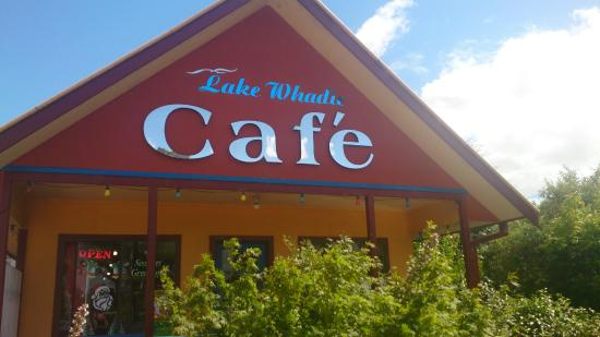 Lake Whadie Cafe