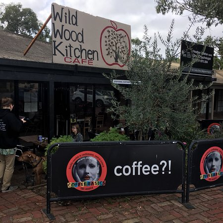 Wild Wood Kitchen - Tourism Caloundra