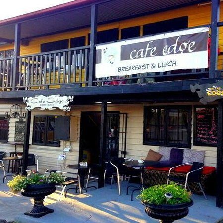 Cafe Edge - Tourism Caloundra
