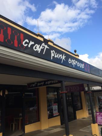 Craft Punk Espresso - Tourism Caloundra