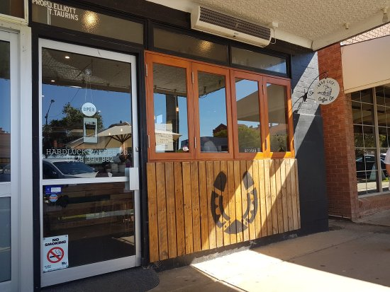 Hardluck Coffee Co - Tourism Caloundra