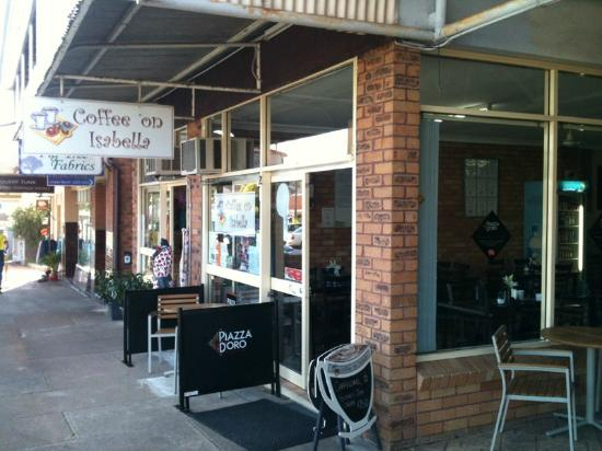 Coffee On Isabella - Tourism Caloundra