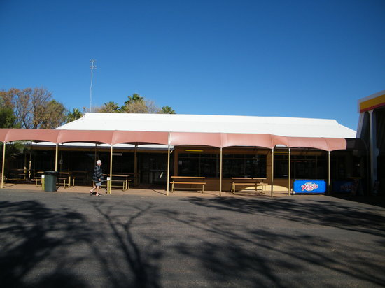 Erldunda Roadhouse - Tourism Caloundra