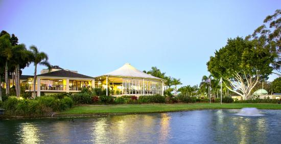 Emerald Lakes Golf Club - Tourism Caloundra