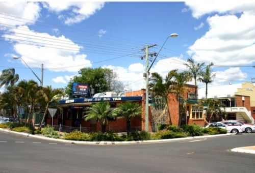 Royal Hotel Motel - Tourism Caloundra