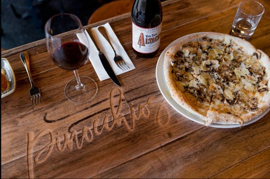 Pinocchios Wine  Pizza Bar - Tourism Caloundra