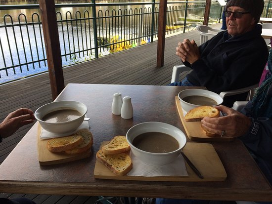 Boat Shed Cafe - Tourism Caloundra