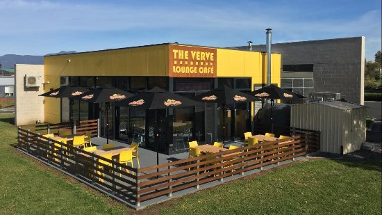 The Verve Lounge Cafe at Old Beach - Tourism Caloundra