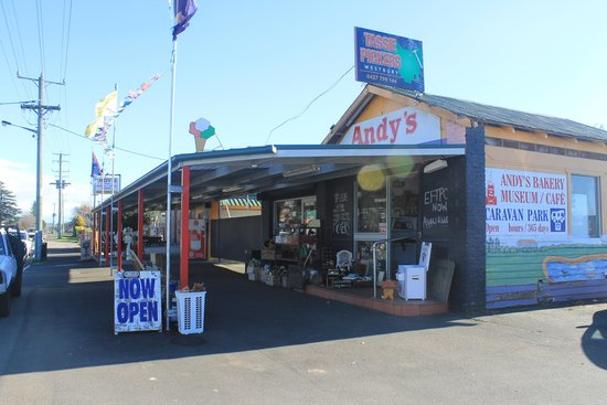Andy's Bakery and Restaurant - Tourism Caloundra
