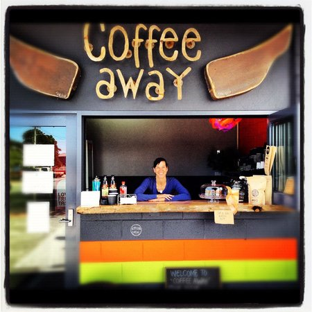 Coffee Away - Tourism Caloundra