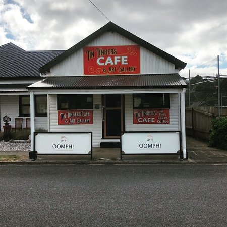 Tin Timbers Cafe