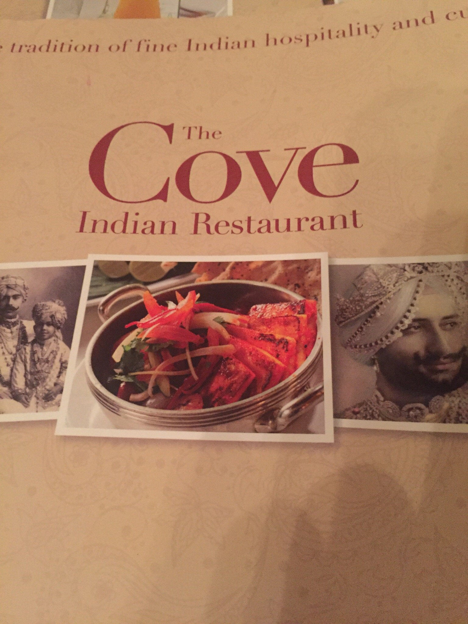 The Cove Indian Restaurant