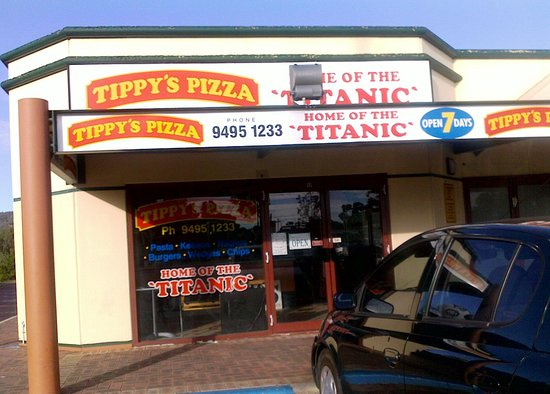 Tippy's Pizza - Tourism Caloundra
