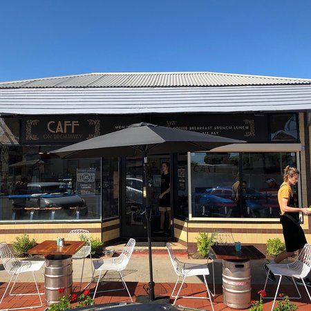 Caff on Broadway - Tourism Caloundra