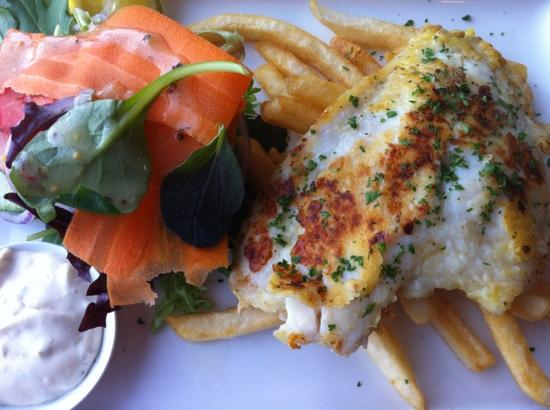 Ocean Blues Cafe  Restaurant - Tourism Caloundra