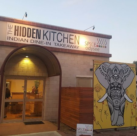 Spice Odysee - The Hidden Kitchen - Tourism Caloundra