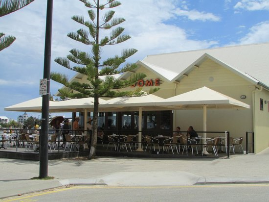 Dome Cafe - Tourism Caloundra