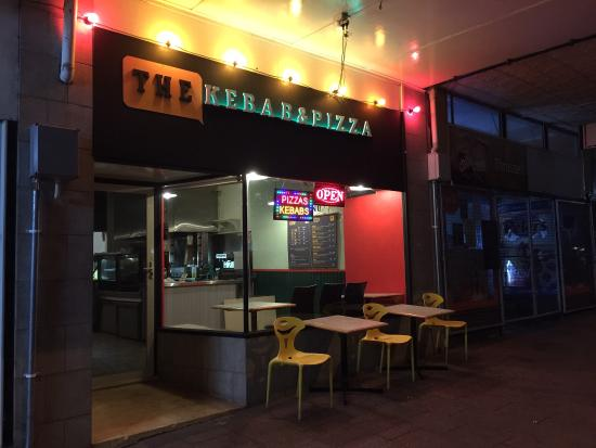 The Kebab  Pizza in Collie - Tourism Caloundra