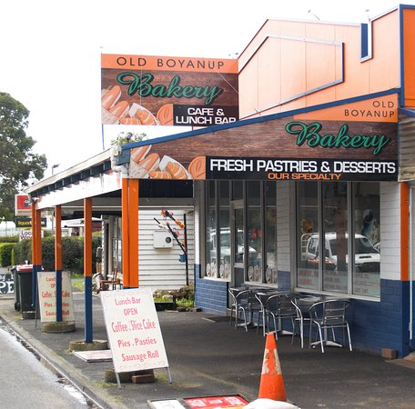 The Old Boyanup Bakery Cafe - Tourism Caloundra