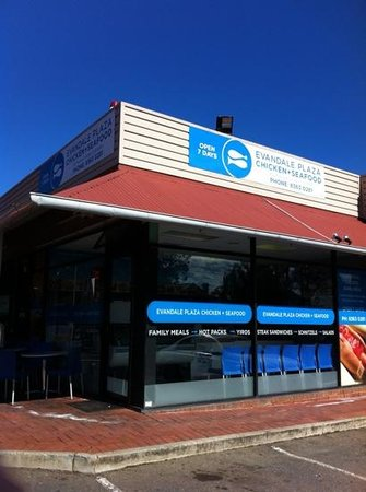 Evandale Chicken And Seafood - Tourism Caloundra