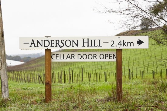 Anderson Hill Cellar Door Restaurant - Tourism Caloundra